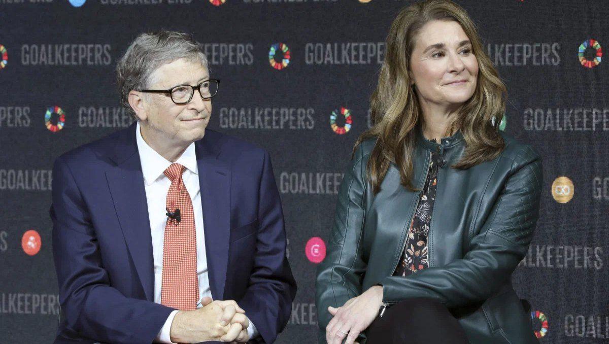Bill Gates y Melinda ya no están casados.