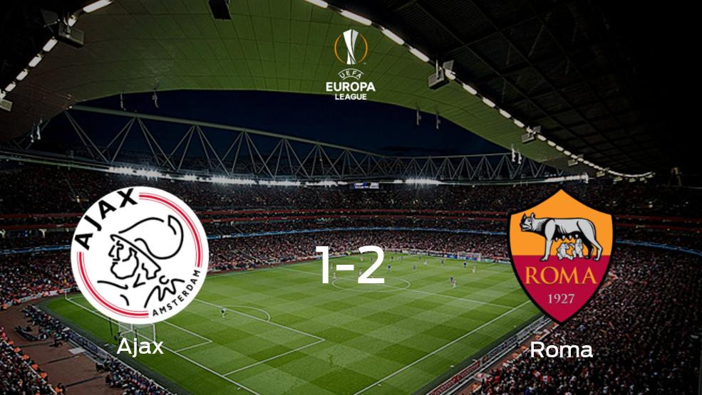 No te pierdas el Resumen Ajax vs. AS Roma de la Europa League